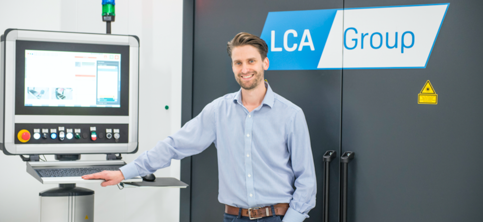 LCA Group MD hailed as top industry leader