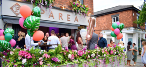 Parea celebrates 1st birthday with lavish anniversary party