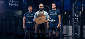 The shoe fits for Sharks with LANX partnership