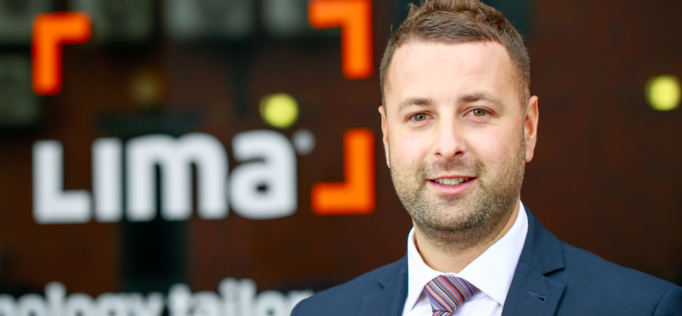 LIMA's Ryan Ratcliffe made chief sales officer