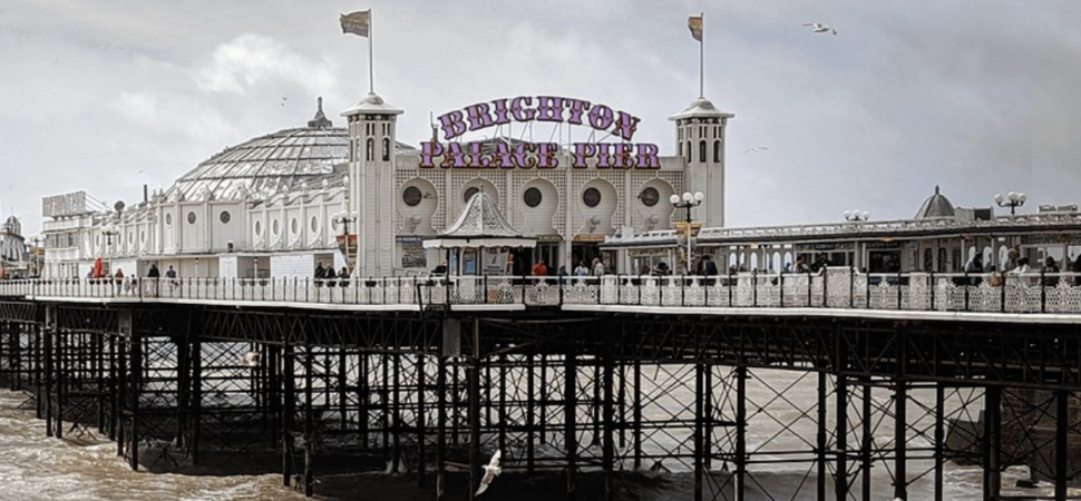 Why Brighton Is the Perfect Wedding Destination for the Untraditional Bride