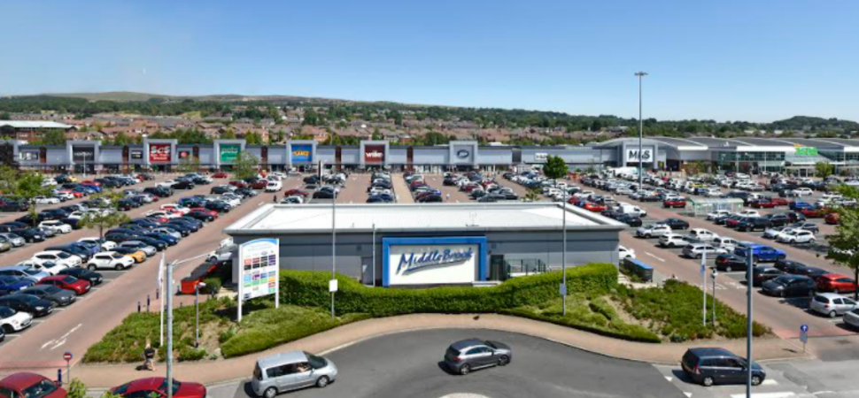 Bolton retail park in lettings boost