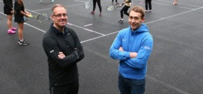 LTA announces £250m investment in grassroots tennis