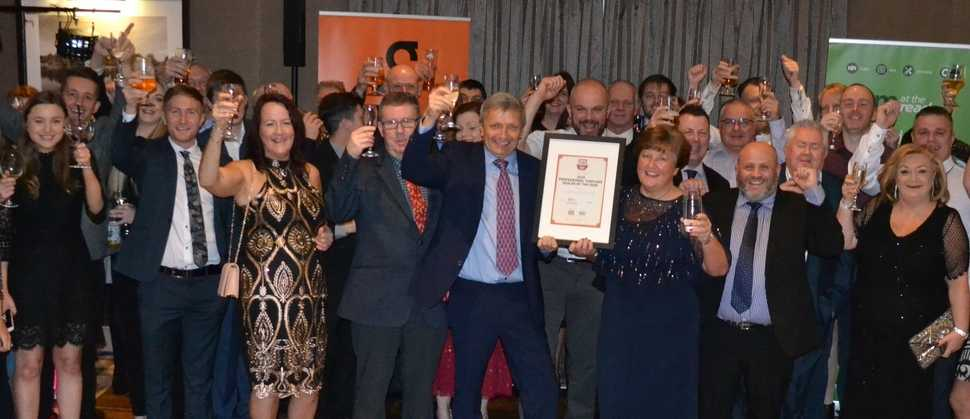 GGM Groundscare crowned champion in prestigious industry award