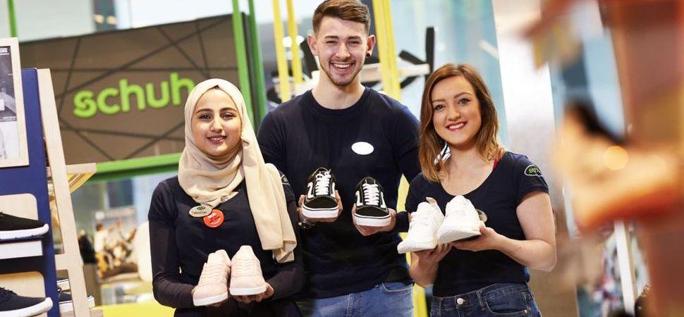 Bradford store chosen as location for shoe amnesty