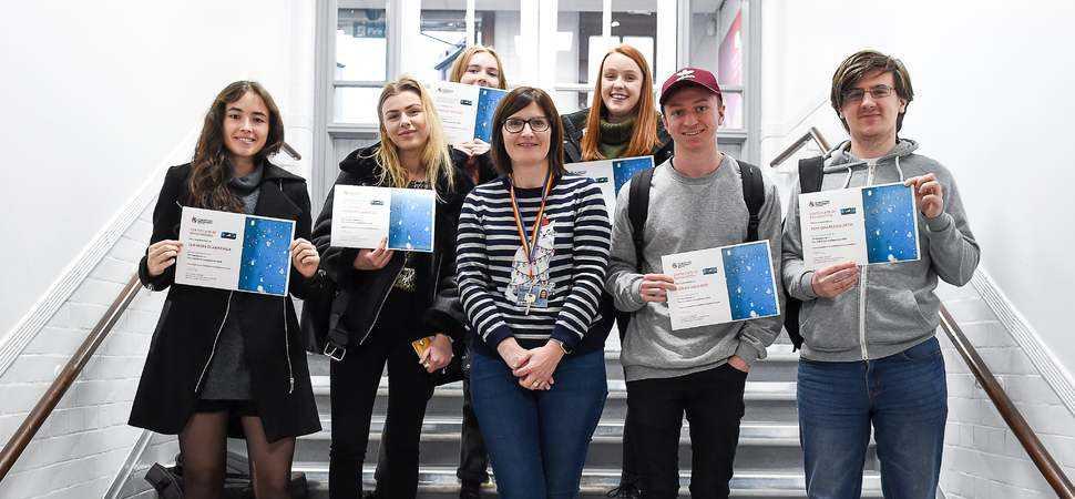 De Montfort University students fuel solutions to combat logistics skills shortage