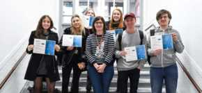 De Montfort University students fuel solutions to combat logistics skills shortage