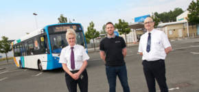 New Bus Route Brings Success To Outlet