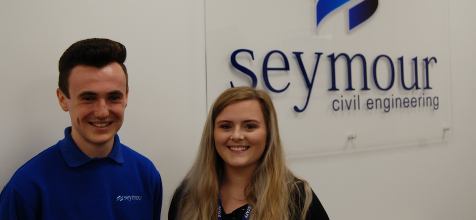 Meet the apprentices! A chat with Seymour Civil Engineerings new faces