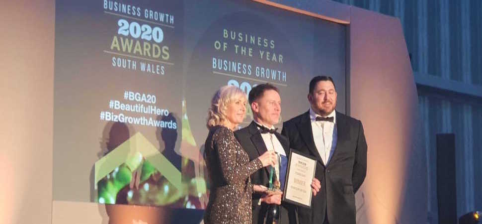 Fast-Growing Self-Store Specialist Scoops Two More Business Awards