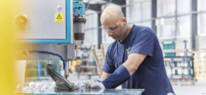 Specialist Glass Products increases productivity by 137%