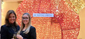 Suites Hotel & Spa puts the 'spa' in sparkle