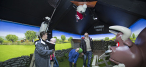 Experience the animated world of Shaun the Sheep at Land's End this half-term