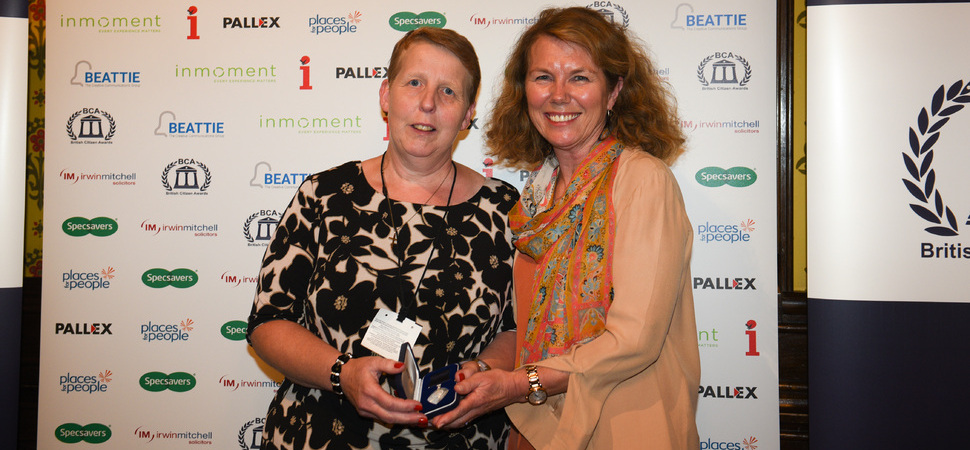 Sheffield Mother Recognised for Contributions to Community
