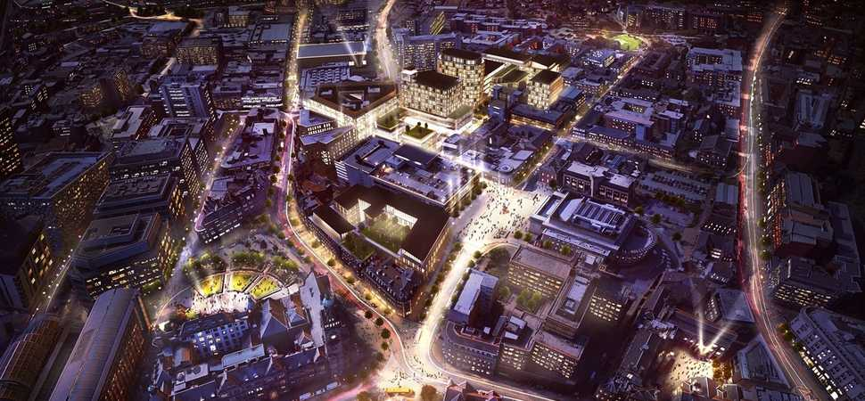 Sheffield City Region Open For Business And Seeking Investors At International Property Conference