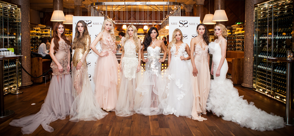 Liverpool Celebrity Designer Launches New Bridal Collection