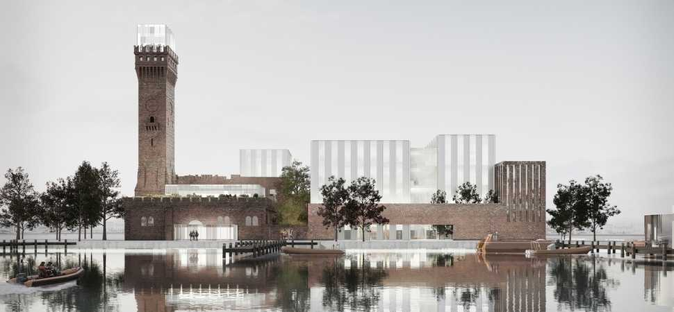Maritime Knowledge Hub to be beacon of architectural design