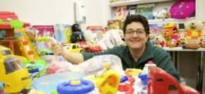 Action On Poverty Opens Shop