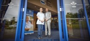 Leeds firm calls on local businesses to support Prince of Wales Hospice