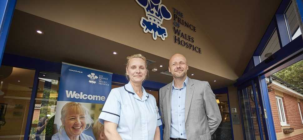 Leeds-based G3 pledges to donate a further £40,000 to Prince of Wales Hospice