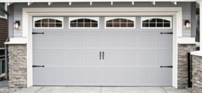 'Standard' is a thing of the past at garage door firm