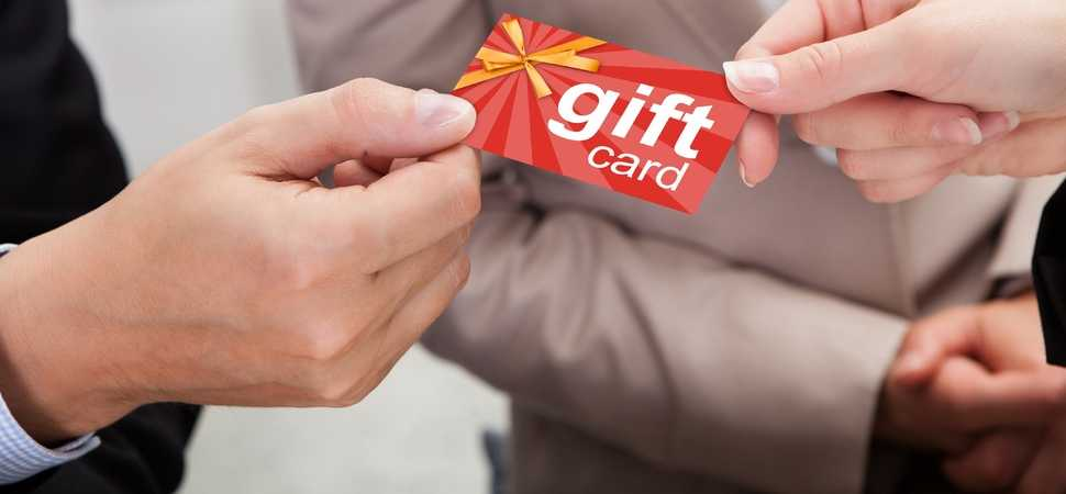 New research reveals consumer demand for gift cards remains high