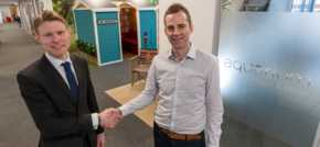 New office in Altrincham for ambitious software firm