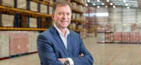 Simon Hobbs appointed chief executive for Kinaxia Logistics