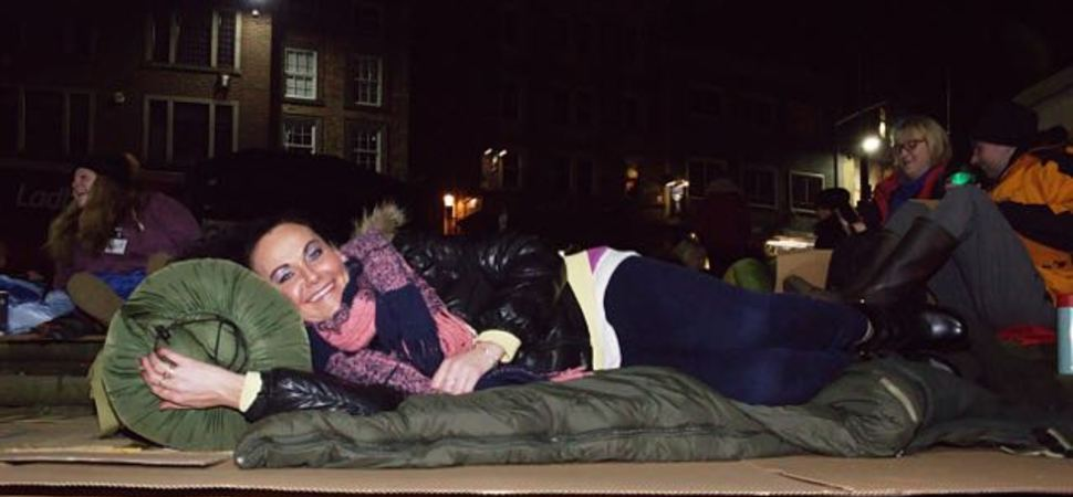 Wigan All-Nighter Helps The Homeless
