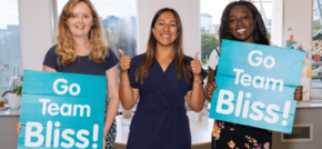 Gateley Legal names Bliss as new charity partner