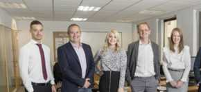 Growing recruitment firm gets 30% more employer enquiries