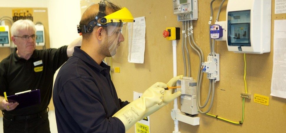 Smart metering offering Brits chance to retrain in a prosperous career