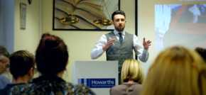 Howarths seminar to help Yorkshire SMEs prepare for introduction of GDPR