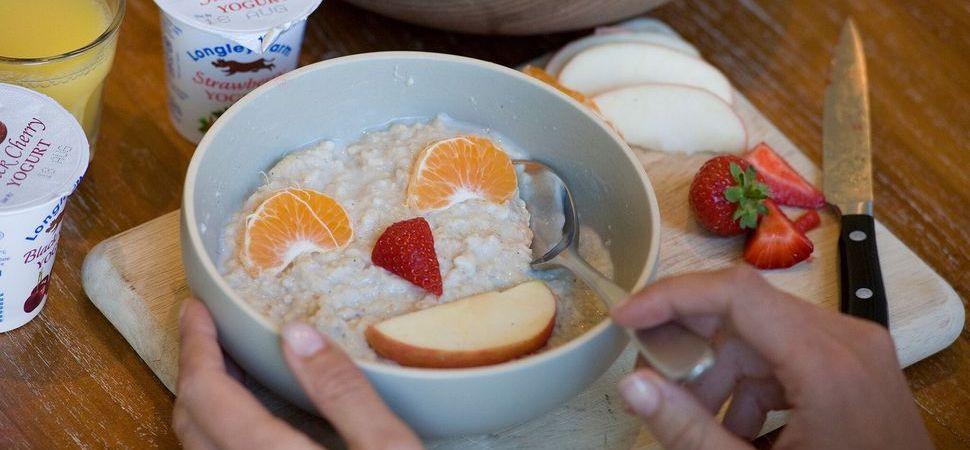 Creamline Wakes People Up To Farmhouse Breakfast Week