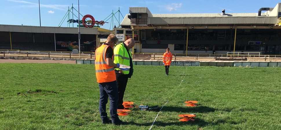 Elland high-voltage specialist races on with upgrade works at Owlerton Stadium