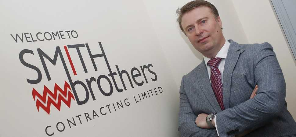 Elland-based Smith Brothers marks new chapter of growth with appointment of MD
