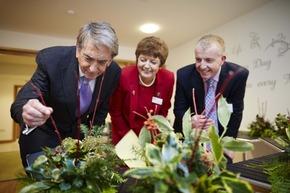 Gordon Burns opens £7.7m Stockport retirement living scheme