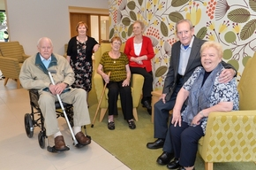 YHG residents return to their new homes