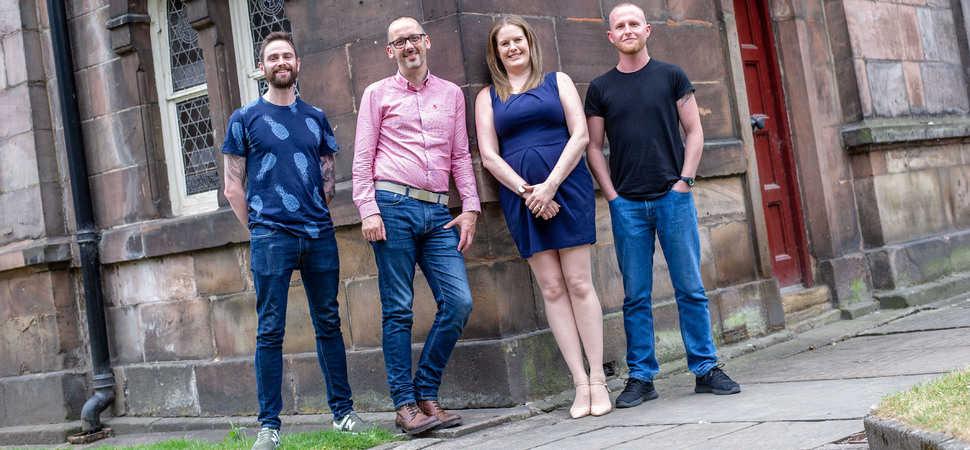 Survivors Manchester Encourage Men to Speak Out