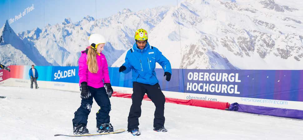 AJ Bell backs Snow-Camp North West programme
