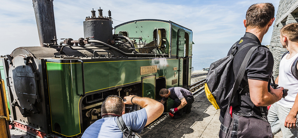 Mountain Railway to host photo competition showcasing the best shots of Snowdon