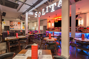 SoLIta Didsbury opens its doors after creative direction courtesy of DV8 Designs