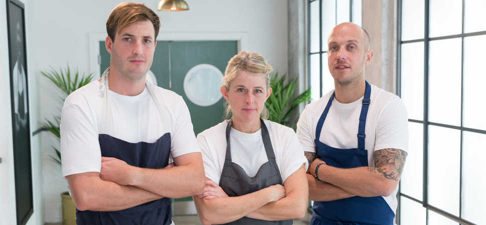 Women in the Food Industry Interview with Emily Scott on Great British Menu
