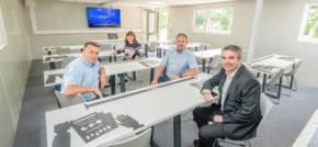 Warwickshire firm in schools Covid solution