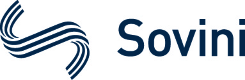 Image result for sovini logo