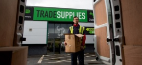 Sovini Trade Supplies donates products to transform young carers centre