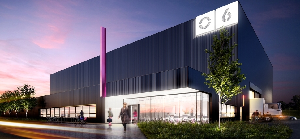 First tenant for Manchester production hub expansion