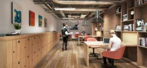New office for HURST at Spaces Deansgate