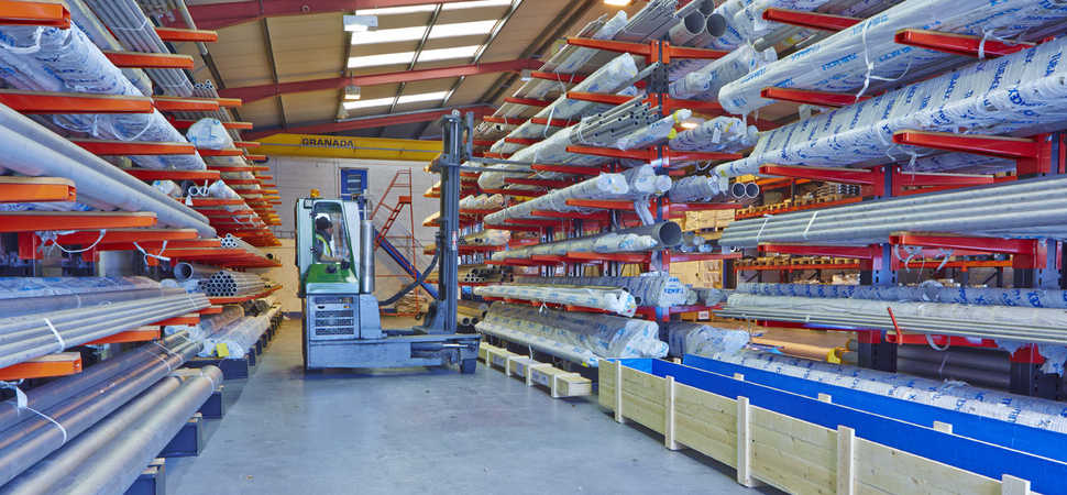 Global piping stockholder achieves new international accreditation