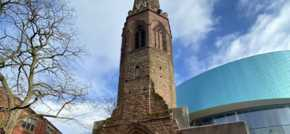 Coventry spire set to attract a new business